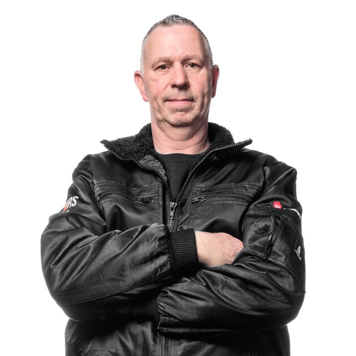 Gert Louwers | Deurtechnieken Brabant BV